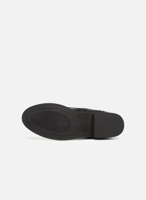 Stiefeletten & Boots Xti 48616 schwarz ansicht von oben