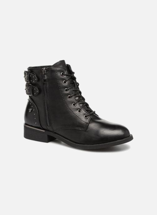 Boots en enkellaarsjes Xti 48616 Zwart detail