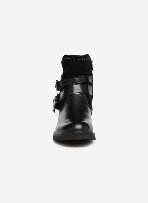 Bottines et boots Xti 48375 Noir vue portées chaussures