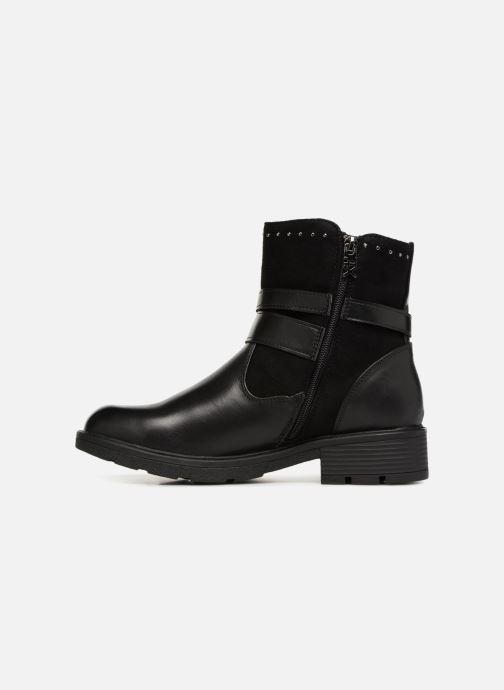 Stiefeletten & Boots Xti 48375 schwarz ansicht von vorne