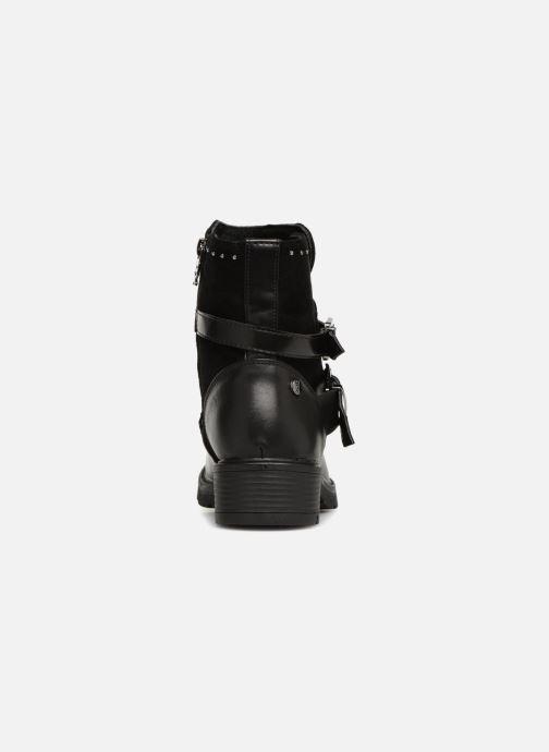 Bottines et boots Xti 48375 Noir vue droite