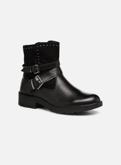 Ankelstøvler Xti 48375 Sort detaljeret billede af skoene