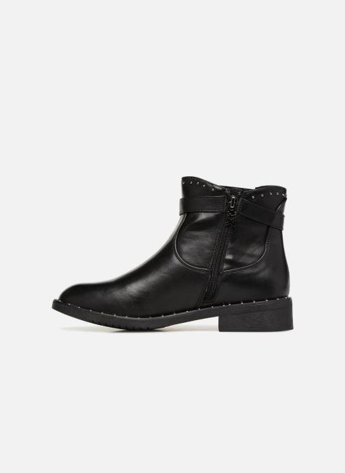 Bottines et boots Xti 48602 Noir vue face
