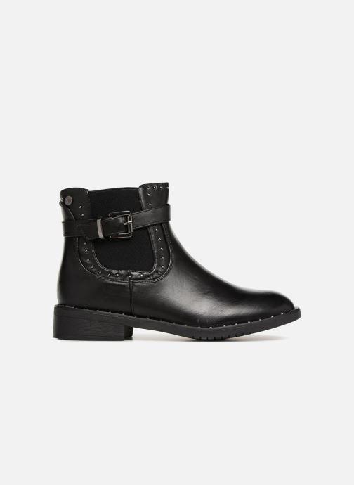 Boots en enkellaarsjes Xti 48602 Zwart achterkant
