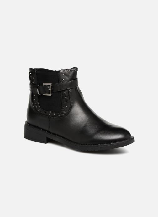 Boots en enkellaarsjes Xti 48602 Zwart detail