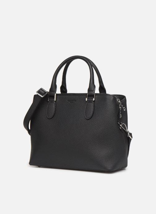 Handtaschen Hexagona MADRID PORTE MAIN schwarz schuhe getragen