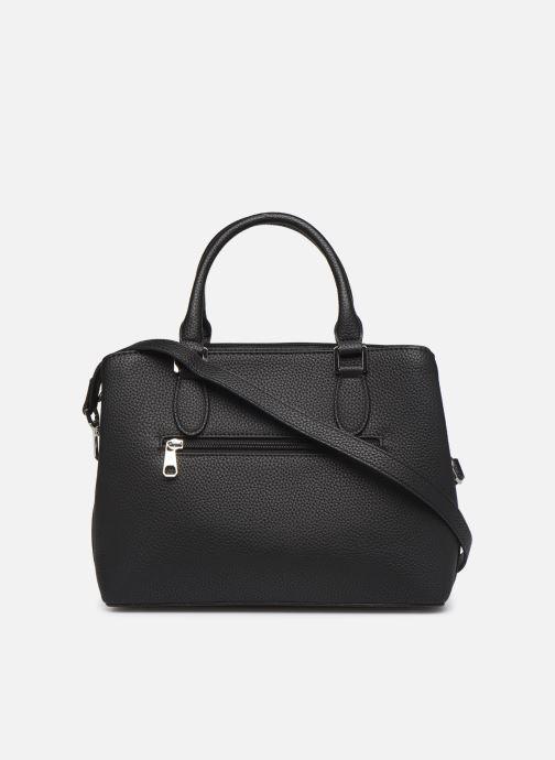 Handtaschen Hexagona MADRID PORTE MAIN schwarz ansicht von vorne