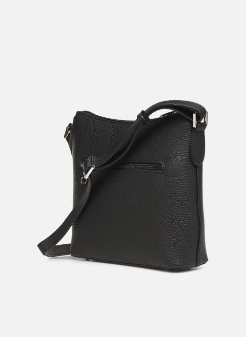 Bolsos de mano Hexagona MADRID CROSSBODY Negro vista lateral derecha