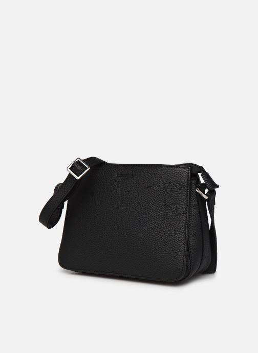 Handtaschen Hexagona MADRID CROSSBODY schwarz schuhe getragen