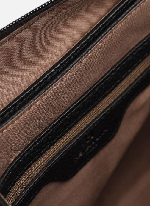 Handtaschen Hexagona MADRID CROSSBODY schwarz ansicht von hinten