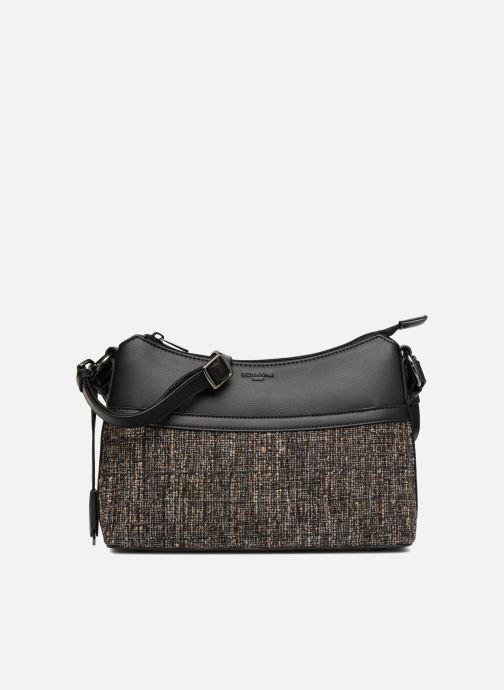 Sacs à main Hexagona TWEEDY PORTE EPAULE Noir vue détail/paire