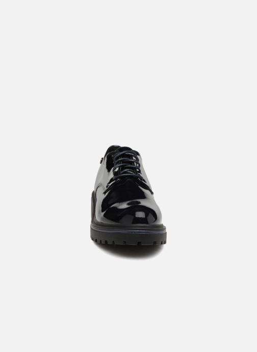 Schnürschuhe Xti 48406 schwarz schuhe getragen