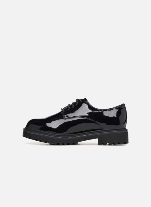Zapatos con cordones Xti 48406 Negro vista de frente