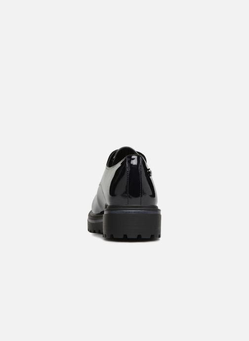 Schnürschuhe Xti 48406 schwarz ansicht von rechts