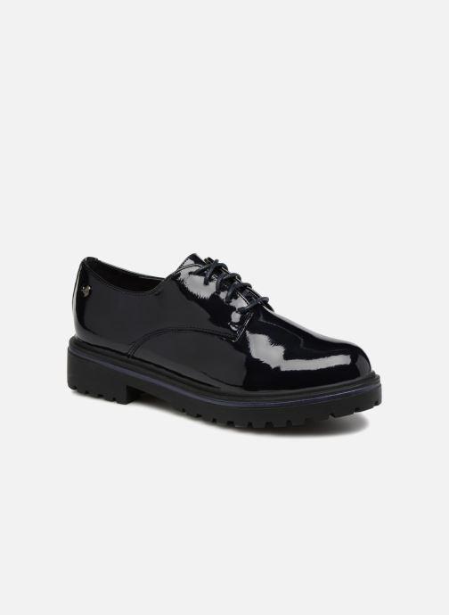 Chaussures à lacets Xti 48406 Noir vue détail/paire