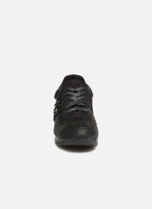 Sneaker Xti 48267 schwarz schuhe getragen