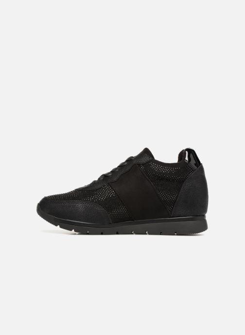 Sneaker Xti 48267 schwarz ansicht von vorne