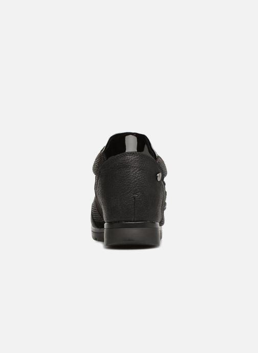 Sneaker Xti 48267 schwarz ansicht von rechts