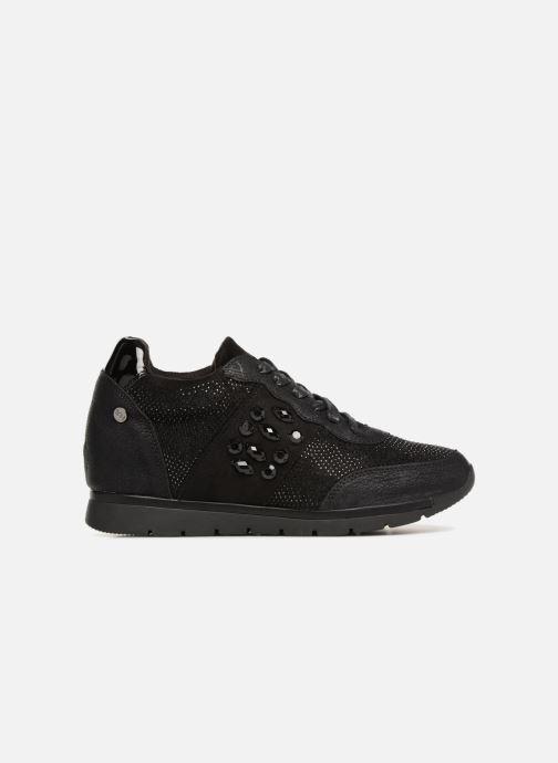 Sneaker Xti 48267 schwarz ansicht von hinten