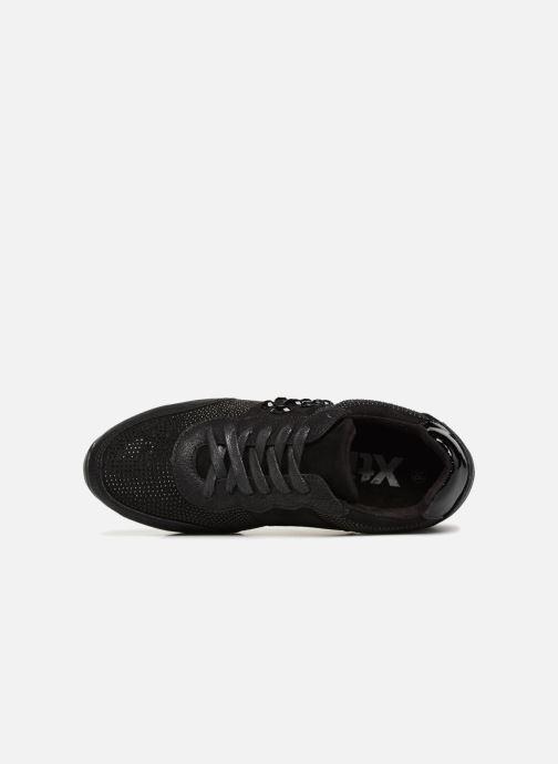 Sneaker Xti 48267 schwarz ansicht von links