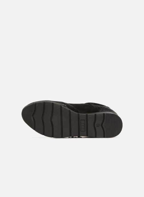 Sneaker Xti 48267 schwarz ansicht von oben