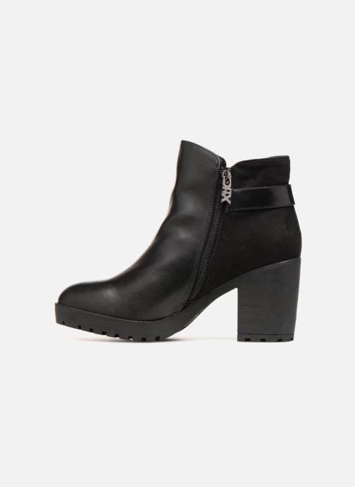 Bottines et boots Xti 48611 Noir vue face