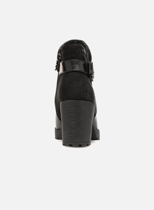 Bottines et boots Xti 48611 Noir vue droite