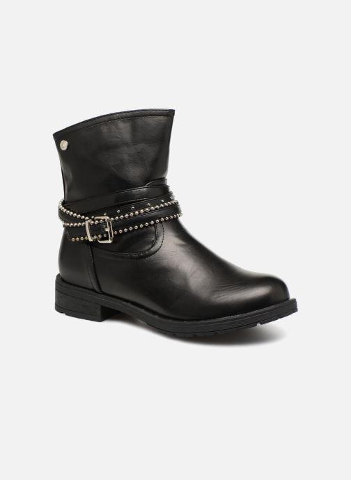 Ankelstøvler Xti 48497 Sort detaljeret billede af skoene