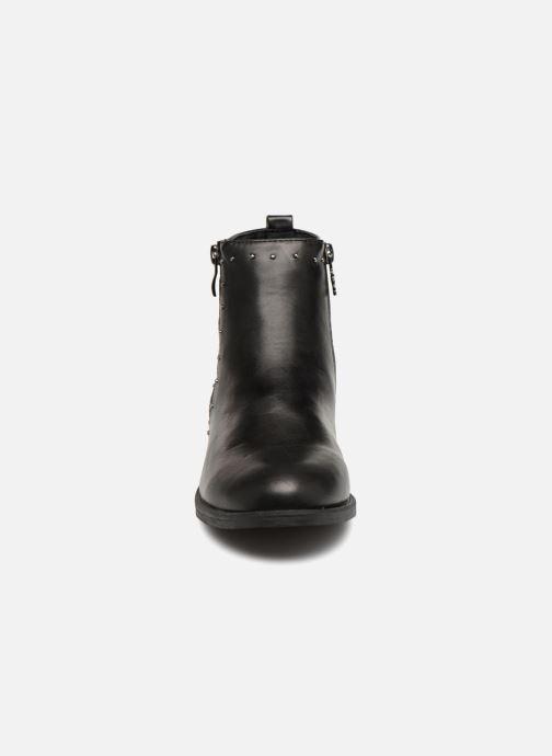 Bottines et boots Xti 48619 Noir vue portées chaussures