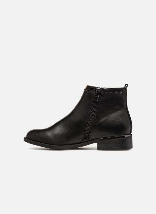 Boots en enkellaarsjes Xti 48619 Zwart voorkant