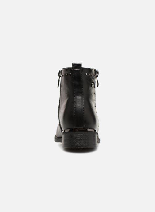 Boots en enkellaarsjes Xti 48619 Zwart rechts