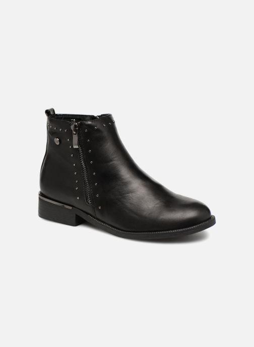Boots en enkellaarsjes Xti 48619 Zwart detail