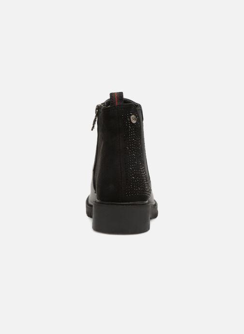 Bottines et boots Xti 48258 Noir vue droite