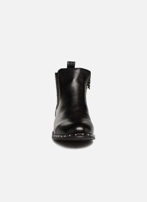 Bottines et boots Xti 48495 Noir vue portées chaussures