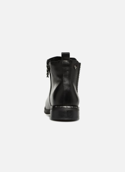 Bottines et boots Xti 48495 Noir vue droite