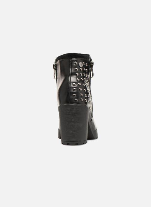 Bottines et boots Xti 48456 Noir vue droite