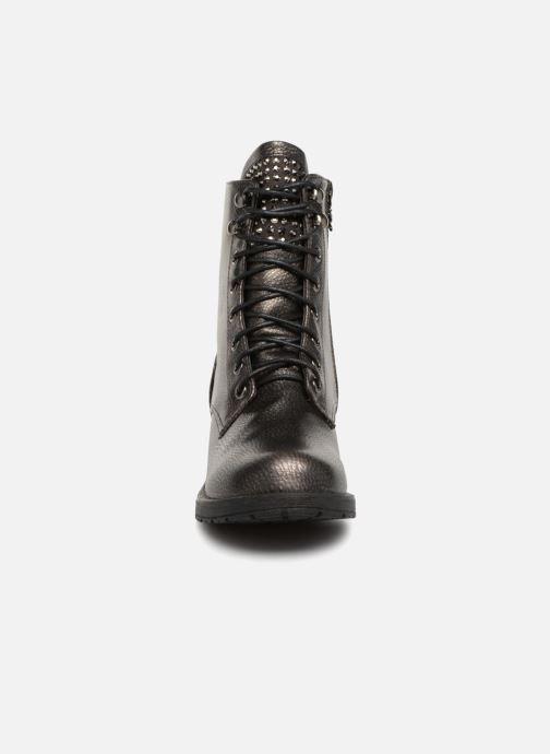 Ankelstøvler Xti 48614 Grå se skoene på