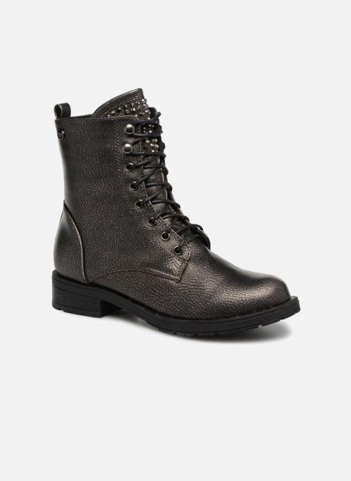 Ankelstøvler Xti 48614 Grå detaljeret billede af skoene