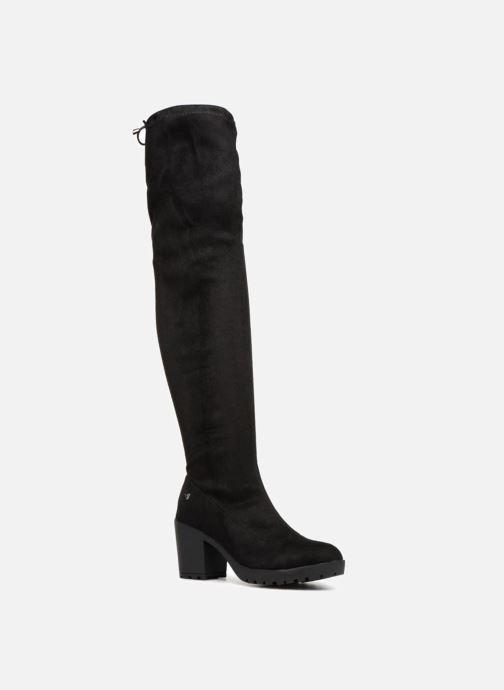 Støvler & gummistøvler Xti 48453 Sort detaljeret billede af skoene