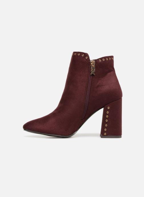 Bottines et boots Xti 30939 Bordeaux vue face