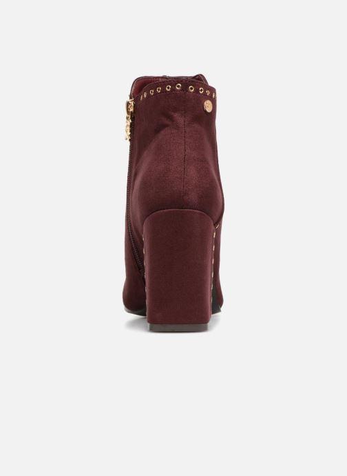 Bottines et boots Xti 30939 Bordeaux vue droite