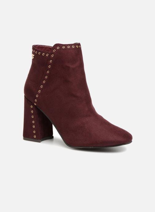 Bottines et boots Xti 30939 Bordeaux vue détail/paire