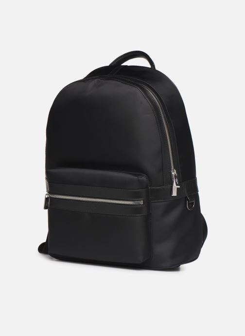Rucksacks Azzaro FENCE SAC A DOS Black model view