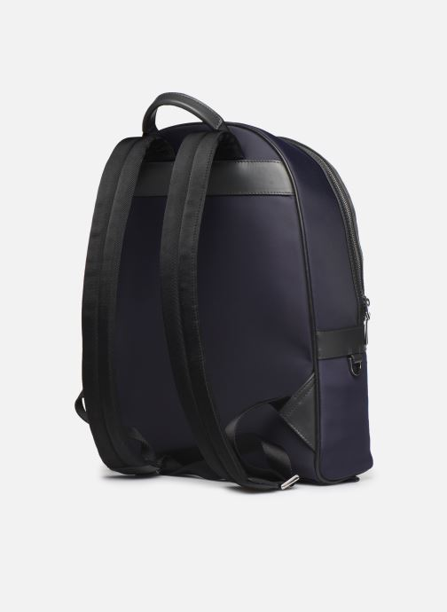 Rucksacks Azzaro FENCE SAC A DOS Blue view from the right