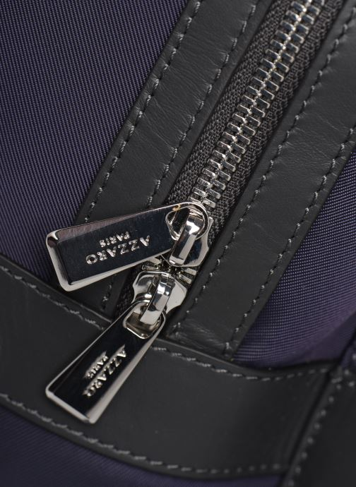 Rucksacks Azzaro FENCE SAC A DOS Blue view from the left