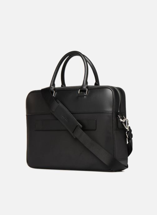 Azzaro Fence Porte-documents (noir) - Sacs Ordinateur Chez