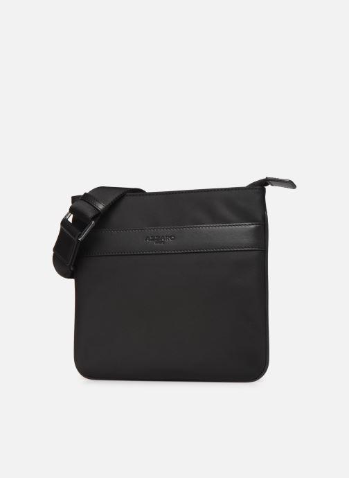 Men's bags Azzaro FENCE CROSSBODY PLAT Black model view