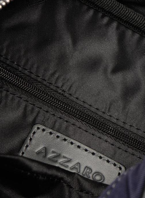Borse uomo Azzaro FENCE CROSSBODY Azzurro immagine posteriore