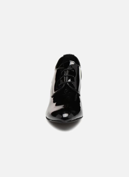 Chaussures à lacets Georgia Rose Lachica Noir vue portées chaussures