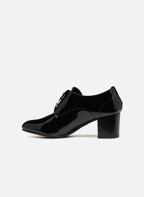 Chaussures à lacets Georgia Rose Lachica Noir vue face